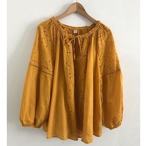 Old Navy Lace top Blouse Shirt size 2X